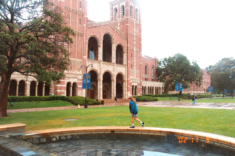 Ucla campus dorms