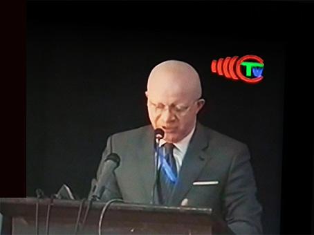 """Résultat de recherche d'images pour """"thierry moungalla sur tele congo"""""""