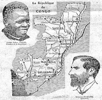 28 novembre 1958 : Proclamation de la République du Congo